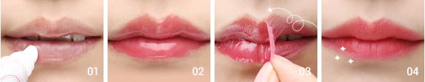 [BERRISOM] Chu~ My Lip Tint Pack (2Color)  + Natural lip tint pack with unique formula. + Tint pack that does not smudge at all. + Turns your lip color in beautiful color    within 5~10 minutes.  Brand : BERRISOM Volume : 10g All Skin Types Made in Korea $12.90