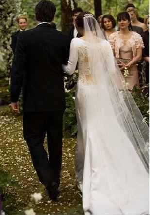 Twilight Wedding Dress Nightmare Www Pixshark Com