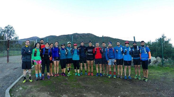 En STGOMRCO juntos la pasamos increíble. Gracias a todos por venir. : info@stgomrco.com  #stgomrco #buffchile #cabradelmonte #cervezaquimera #nutricionenbalance #club #equipo #crew #training #run #runner #mountain #trailrunning #ultratrail #running #outside #outdoor #experience #getoutside #santiago #chile