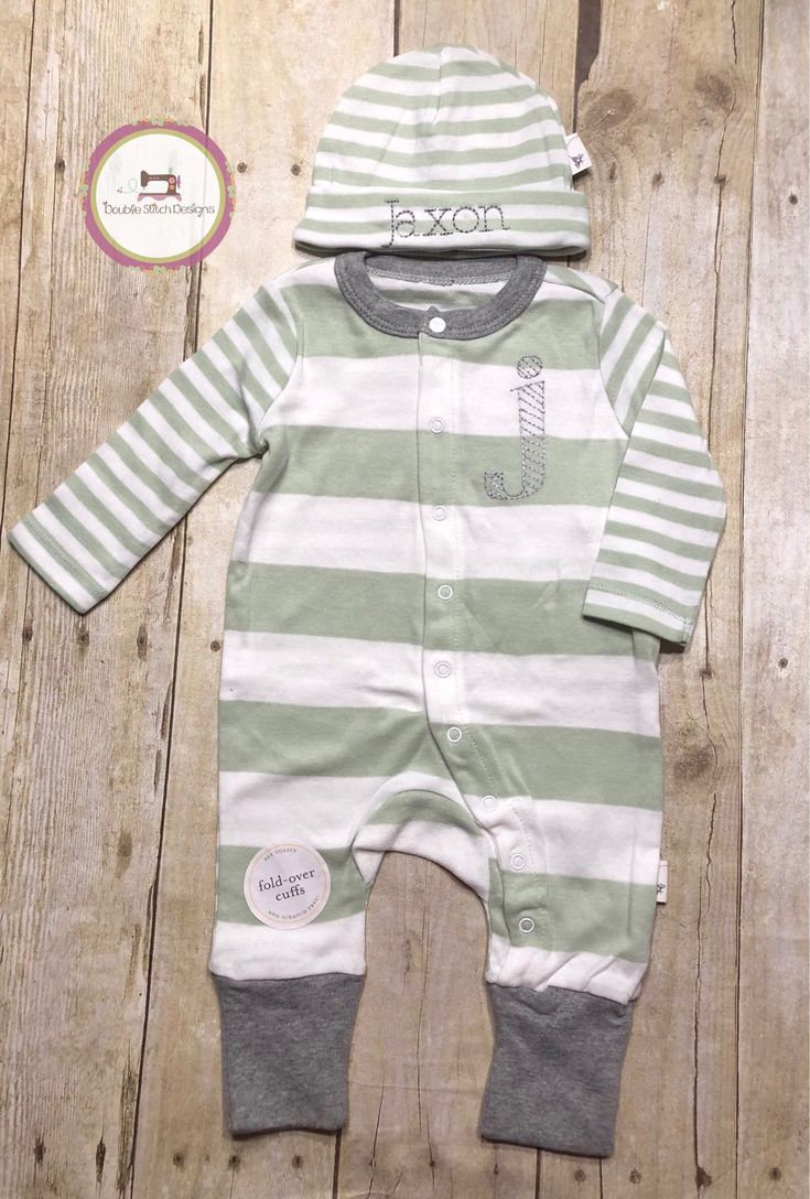 Spring summer organic baby clothes, baby romper or coverall, baby boy organic set, coming home outfit baby boy, #babyboyoutfits https://presentbaby.com