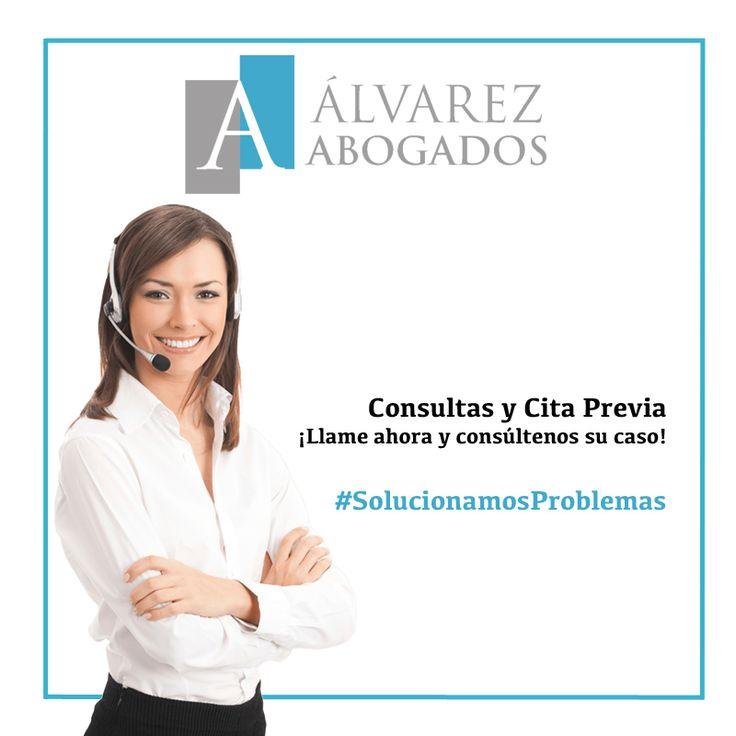 En Alvarez Abogados Tenerife puede realizar su consulta jurídica y solicitud de cita previa con nuestros abogados, de forma rápida, sencilla y eficaz. http://alvarezabogadostenerife.com/?p=5430