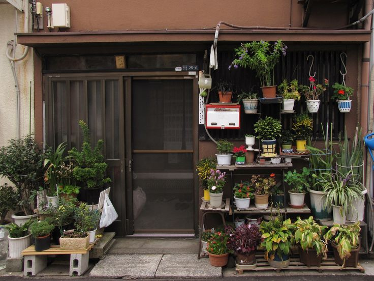 Good Tokyo Potted Gardens 352