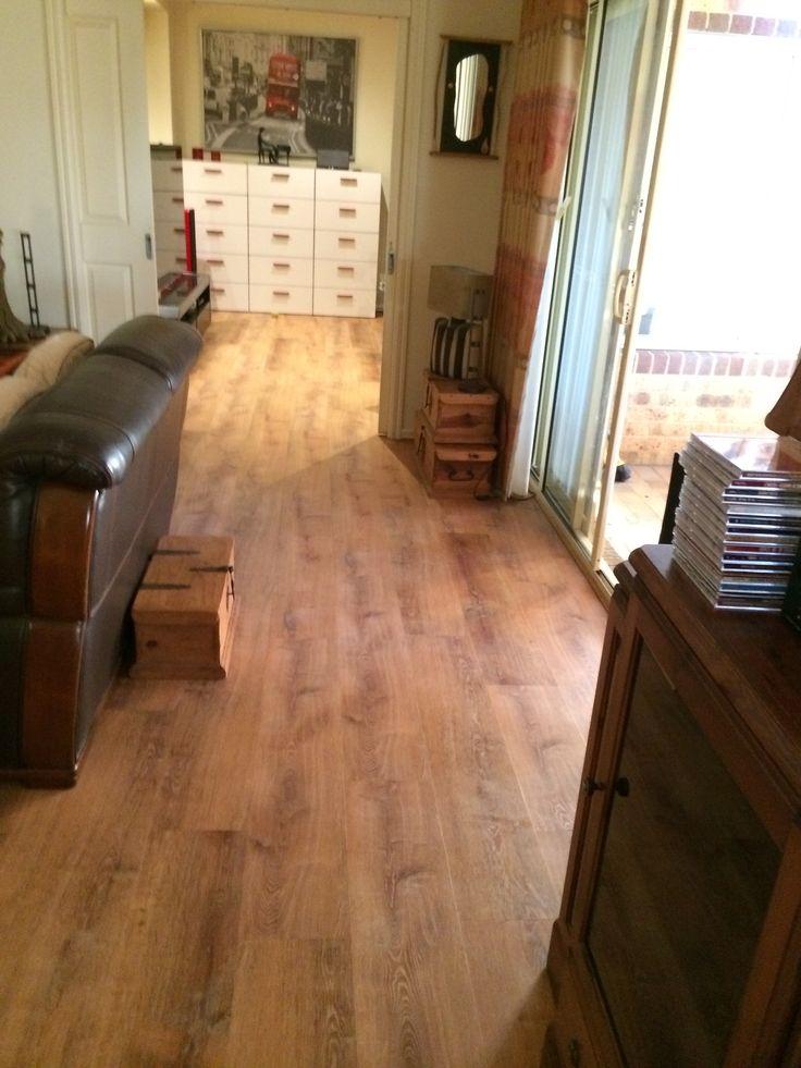Allure Locking 220 Gen 3 Vinyl Plank Flooring Golden Oak