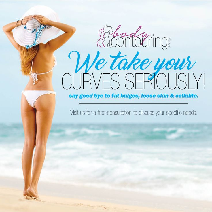 We take your #curves seriously say good bye to #fat bulges, loose #skin & #cellulite Visit us for a #free consultation to discuss your specific needs. #Contouring #drgys #weightloss #beauty #bodyFat