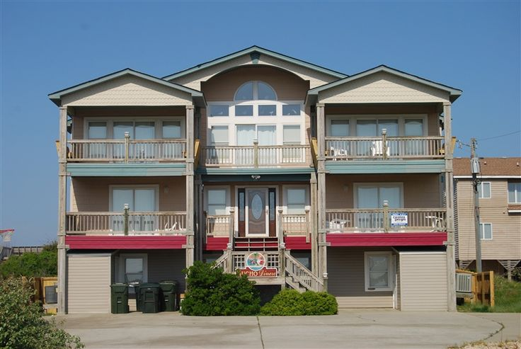 Mucho Dinero 677 L Nags Head Nc Outer Banks Vacation Rental Home L Oceanfront Home With