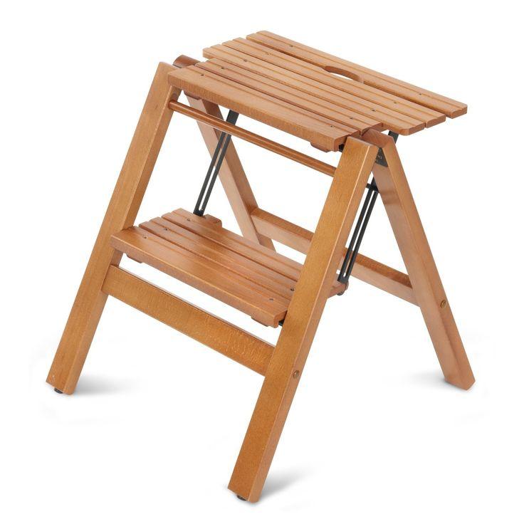 Oltre 25 fantastiche idee su Scaletta in legno su Pinterest  Scala ...