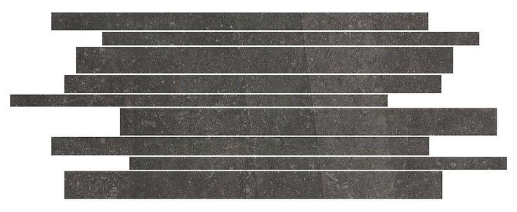 Bricmate Limestone Anthracite Sticks, med härlig kalkstenskänsla. Varierar i nyans och mönster.