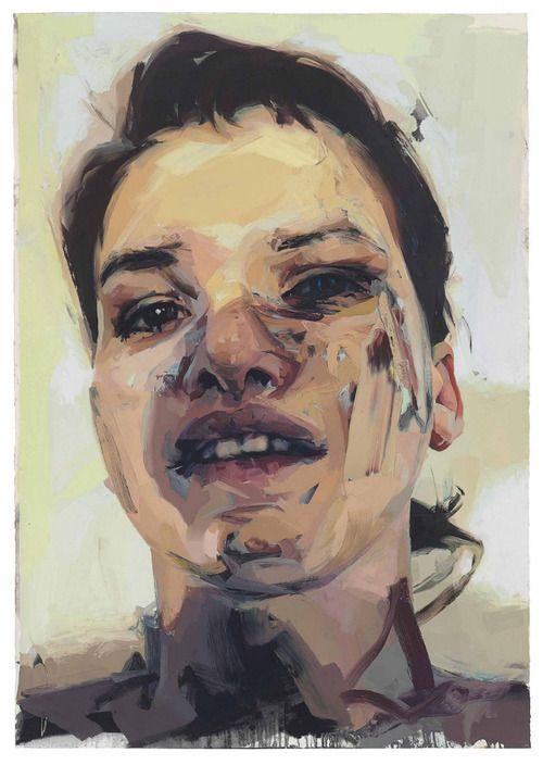 Jenny Saville, Shadow Study