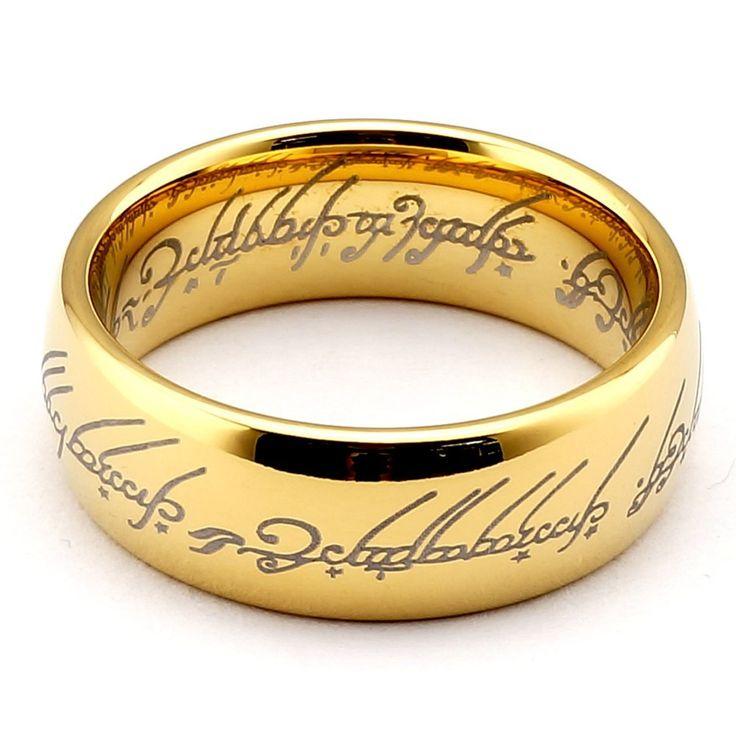 Кольцо из властелина колец картинка