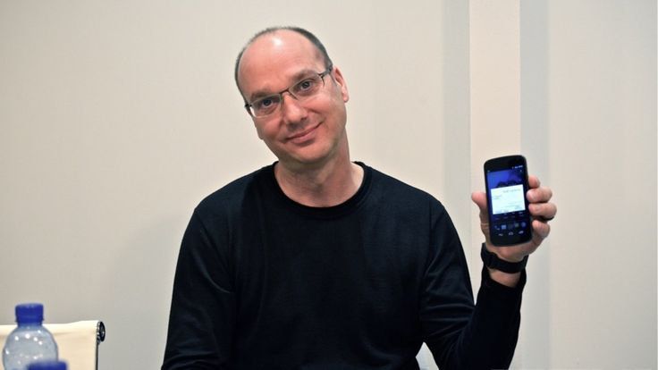Android creator Andy Rubin is leaving Google