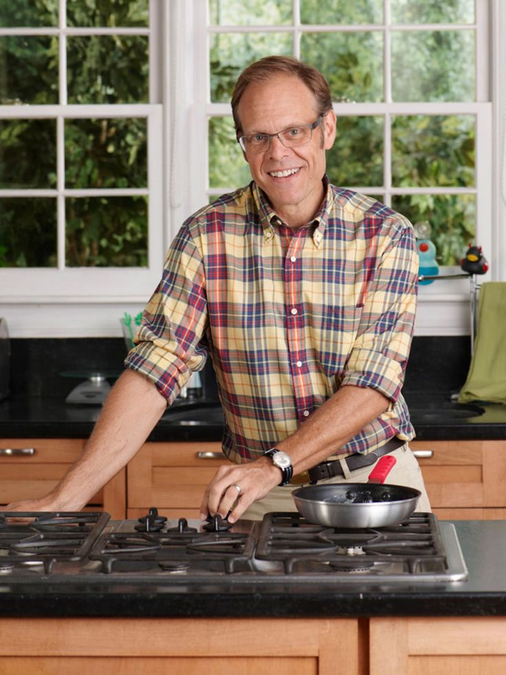 """How to Make an Omelet Like Alton Brown : """"I prefer a fork to a whisk for omelets because I don't want to work air into the eggs: Air bubbles are insulators and can slow down cooking if you're not careful,"""" Alton says."""