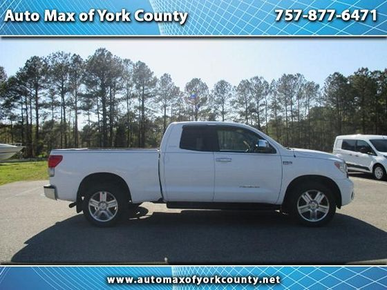 5TBBV58137S457082 | 2007 Toyota Tundra Limited Edition in Yorktown, VA Image 1