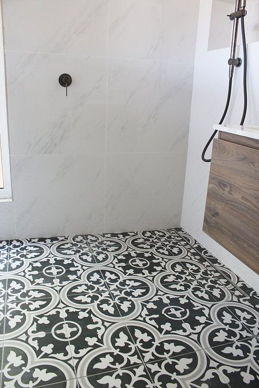 Bathroom Floor Tiles Which Size Is For Me Bathroom Renovations