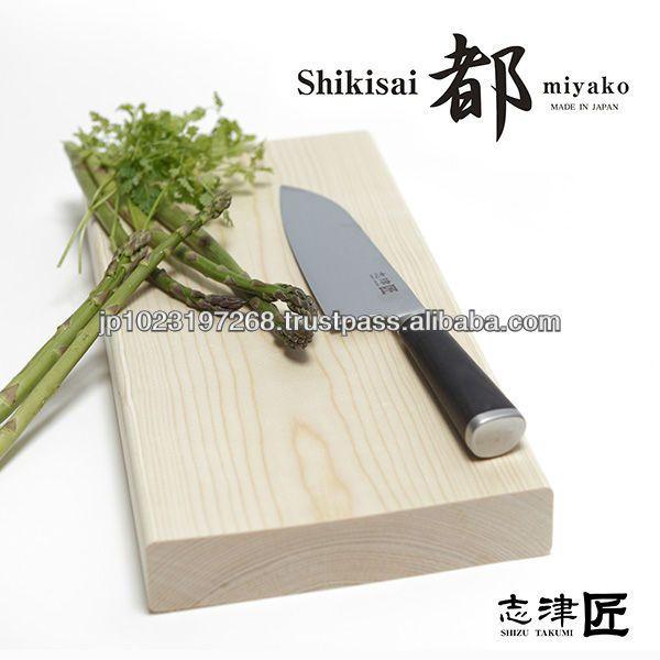 Various kinds of japan knife Shikisai Miyako oem manufacturing possible $32.61~$56.76