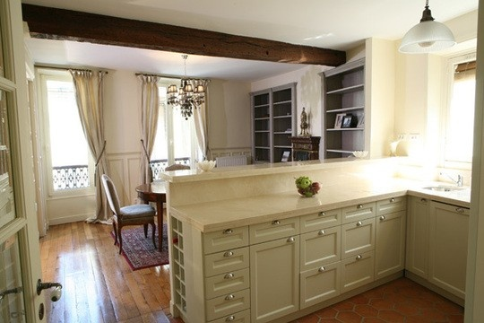 another kitchen | dining combo