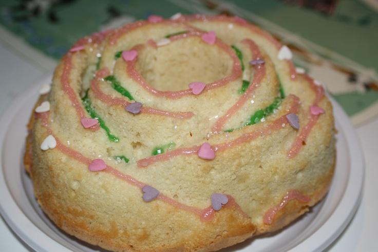 Mini Chiffon Cake by Pat Zardi