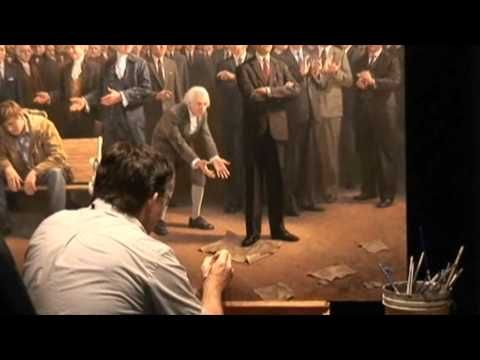 "[Patriotic Makeover] VIDEO: about the painting which talks about AMERICA and its fragile state ""The Forgotten Man"" - Jon McNaughton.  Masterful and chilling."