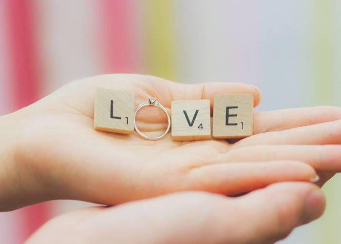 結婚指輪&婚約指輪のお洒落な【写真の撮り方】アイデアまとめ