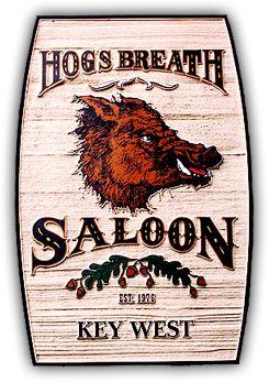 Hog S Breath Cafe Key West Florida