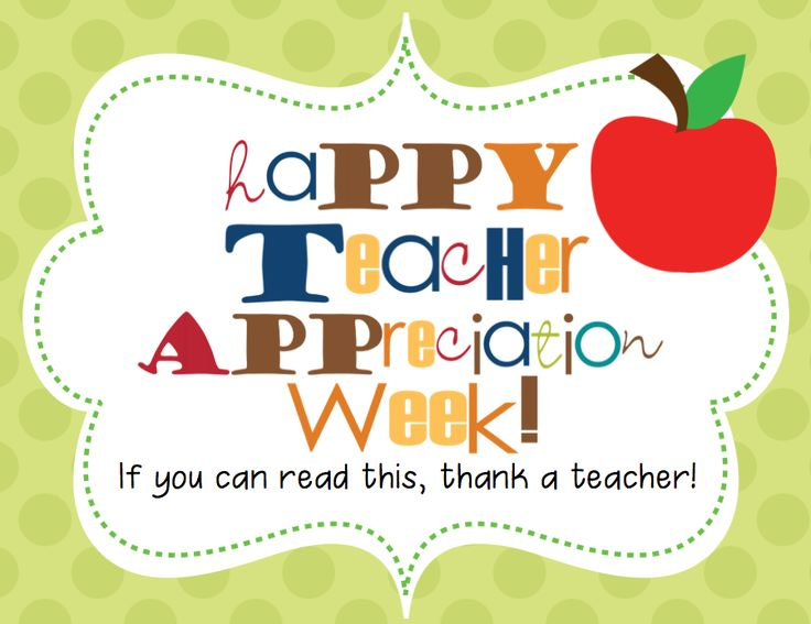 48 best Teacher Appreciation Day images on Pinterest Teacher - thank you notes for teachers