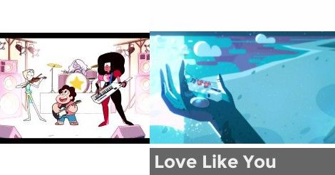 Love Like You | What Steven Universe Song Represents You?