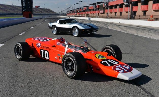 We Drive the 880-hp Jet-Vette and 171-mph Lotus 56 Turbine Racer and Manage to Not Die