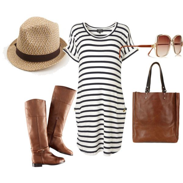 Minus the hat and trade hot boots for sandals in the summer and you're golden. Could see me walkin the beach come April in this.