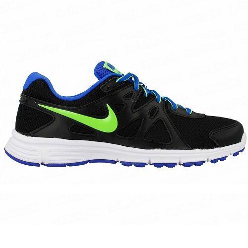 Sepatu Lari Nike Revolution 2 MSL 554954-040 merupakan sepatu dengan bantalan yang lembut dan ringan sehingga membuat udara mengalir dengan baik dan memberi kenyaman sepanjang hari. Diskon 10% sepatu ini dari harga Rp 599.000 menjadi Rp 539.000.