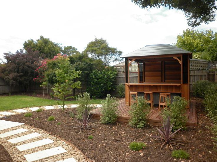 Rear Garden Oasis