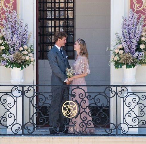 【ELLEgirl】モナコ公国のピエール・カシラギが結婚 エル・ガール・オンライン