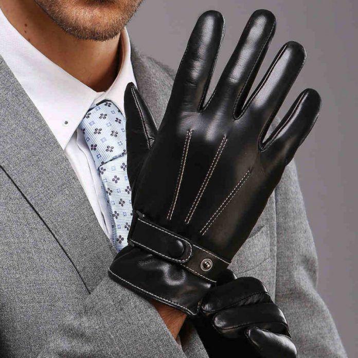 En Güzel Erkek Deri Eldiven Modelleri - Erkek Giyim Fikirleri
