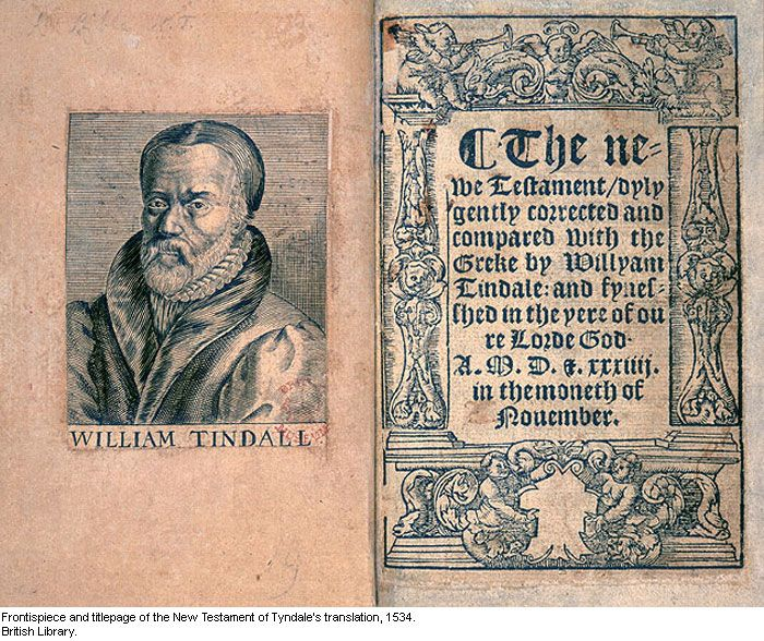 The Works of William Tyndale