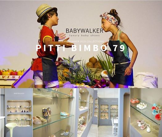 Babywalker at Pitti Bimbo show in Florence..In February BABYWALKER will be available in Hong Kong, Geneve, Darlington, Hafrsjord Norway, Traat Belgium, Irkutsk Russia, Puglia Italy, Bahrain city, Kaliningrad...