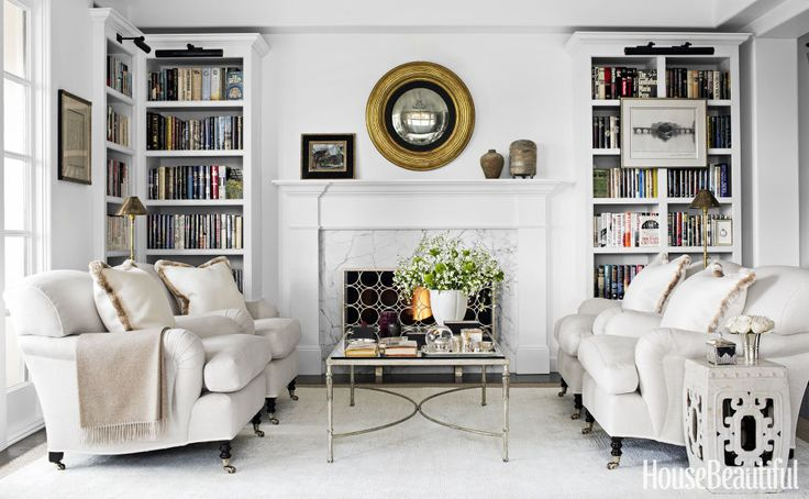 course in neutral decor fireplaces armchairs and living rooms