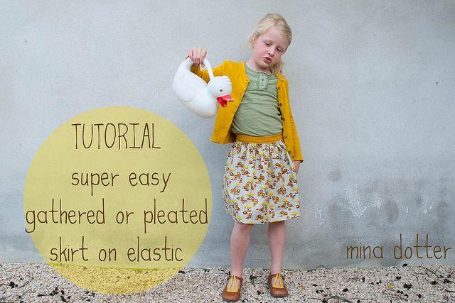Skirt Week Guest Tutorial: Mina Dotter