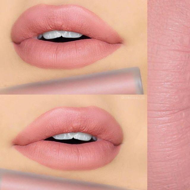 Gerard Cosmetics Serenity Liquid Lipstick!