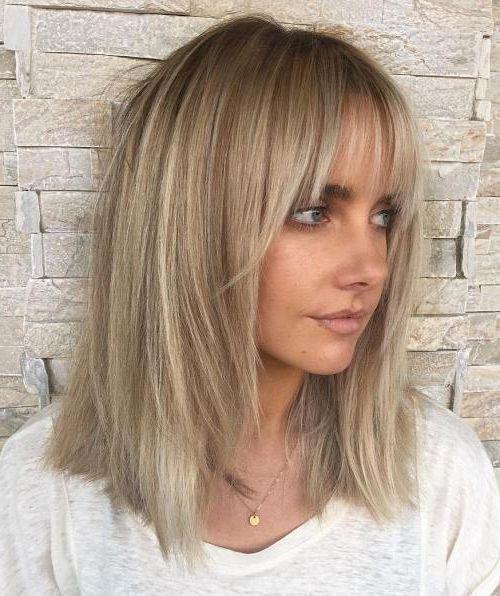20 Best Medium Layered Hair for Beautiful Women in 2019
