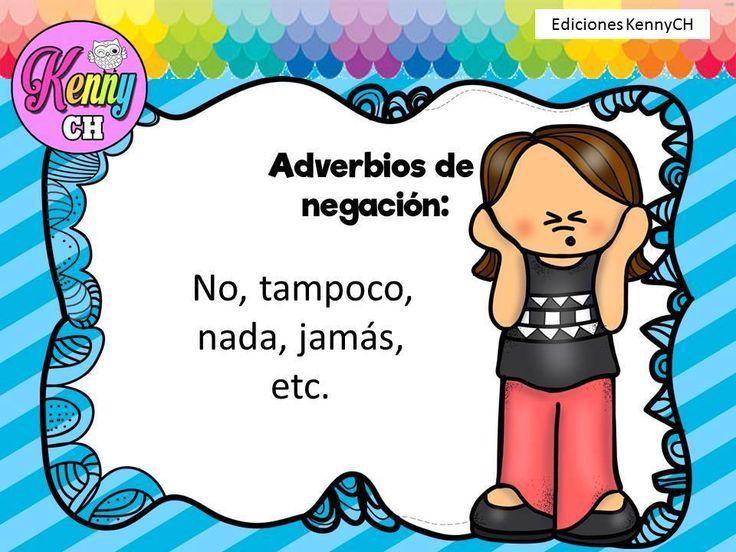 Los adaverbios (8)