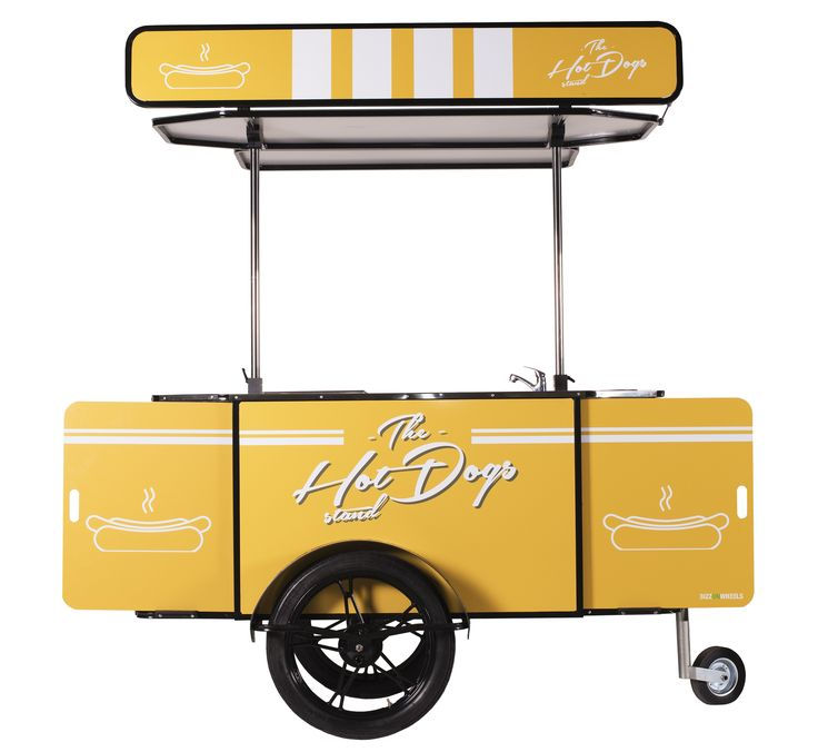 What Os On A Hot Dog Cart