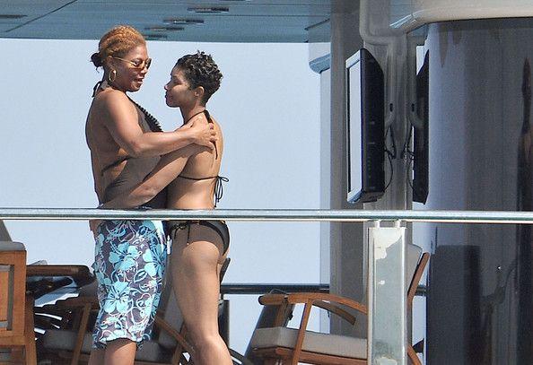 Queen Latifah's Girlfriend Jeanette Jenkins Must Be Proud!