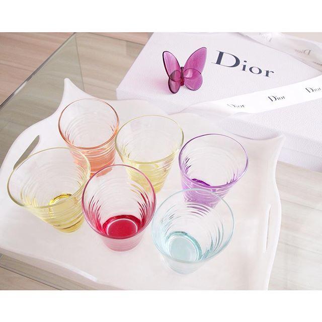 お祝いに最適♡Diorのテーブルウェアが可愛すぎる件 - Locari(ロカリ)