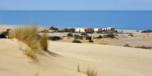 Hotel Le Dune Piscinas, Sardinia – Hotel West-Cost, Sardinia, Italy remote hotel on beach