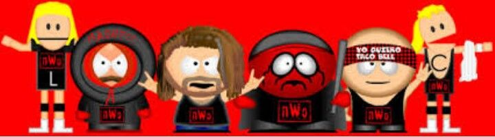NWO WOLFPAC SOUTH PARK STYLE