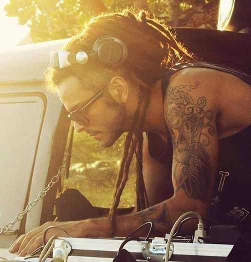 1674 Best Images About Dreads And Colored Hair On Pinterest