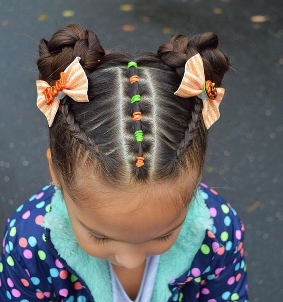 60+ SWEET AND LOVELY CHILDREN'S BRAIDED HAIRSTYLES YOU WILL LIKE – Page 40 of 69