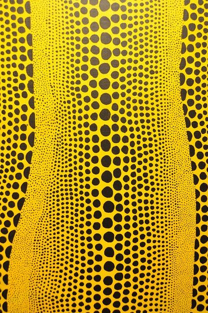 yayoi kusama a collection of ideas to try about art