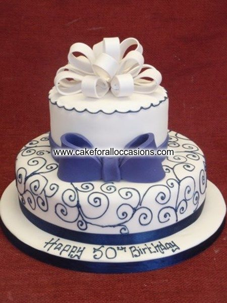 Cake Ideas For Female Birthday : Elegant Birthday Cakes For Women - Bing Images read thi ...