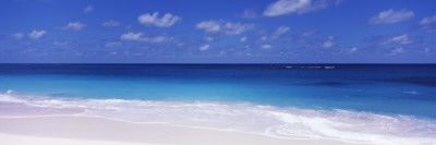 Waves on the Beach, Shoal Bay Beach, Anguilla Photographic Print at AllPosters.com