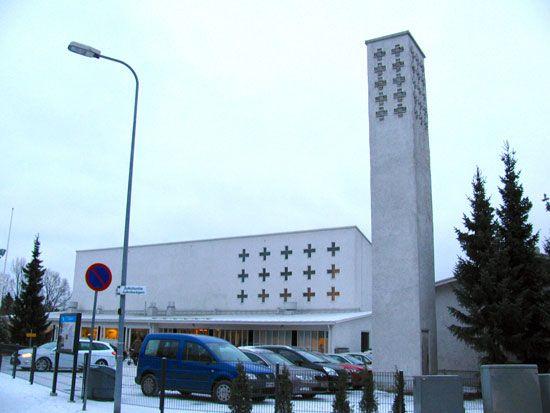 Tapanilan kirkko