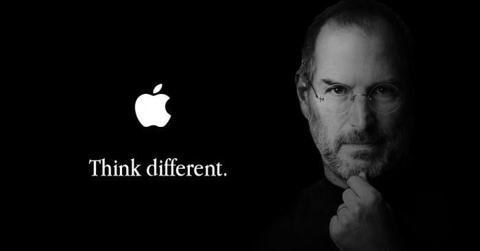 Yes!!!! #thinkdifferente #stevejobs